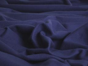 Scenmolton blå
