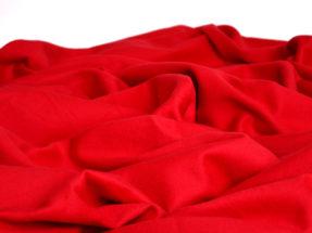 Röd scenmolton
