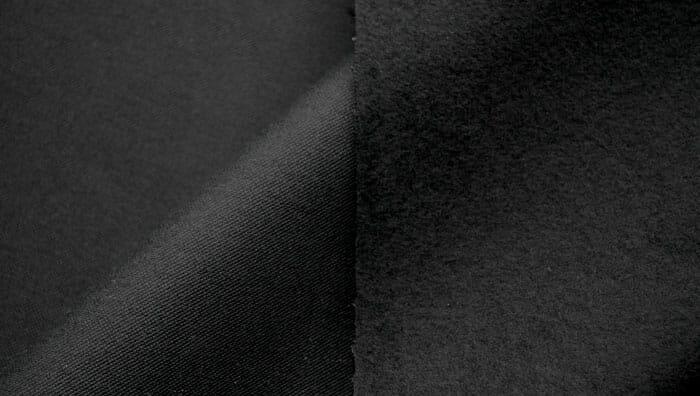 Stretchmolton molton