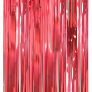Glitterridå slit curtain drape