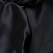 flamskyddad satin glansig textil tyg