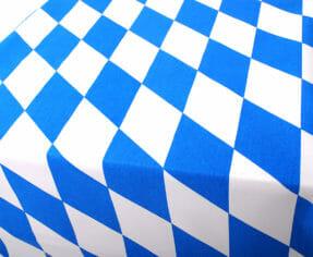 Oktoberfest tyg flamskyddat vepor